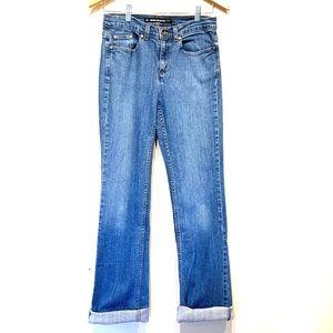 DKNY | VTG High Rise Straight Leg Denim Mom Jeans